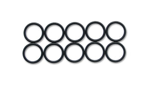 Vibrant -3AN Rubber O-Rings - Pack of 10