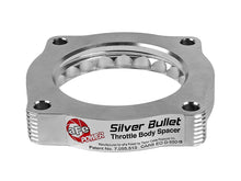 Load image into Gallery viewer, aFe Silver Bullet Throttle Body Spacers TBS BMW 335i (N54) 07-11 135i/535i 08-10 L6-3.0L (tt)