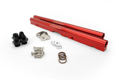 FAST Billet Fuel Rail Kit For LSXR - Hot Rod fuel hose by One Guy Garage