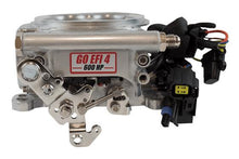 Load image into Gallery viewer, FiTech Go EFI 4 600 HP EFI Conversion Kit - Self Tuning - Hot Rod fuel hose by One Guy Garage