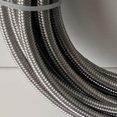 PTFE lined stainless braided hose - AN6, AN8, AN10 - Hot Rod fuel hose by One Guy Garage
