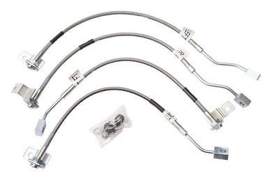 Russell Performance 03-05 Dodge Neon SRT-4 Brake Line Kit - Hot Rod fuel hose by One Guy Garage