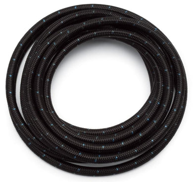 Russell Performance -4 AN ProClassic Black Hose (Pre-Packaged 10 Foot Roll) - Hot Rod fuel hose by One Guy Garage
