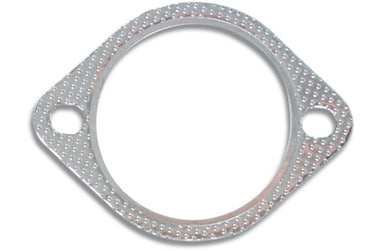 Vibrant 2-Bolt High Temperature Exhaust Gasket (2.25in I.D.) - Hot Rod fuel hose by One Guy Garage