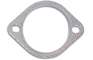 Vibrant 2-Bolt High Temperature Exhaust Gasket (4in I.D.) - Hot Rod fuel hose by One Guy Garage