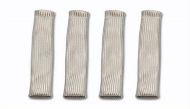 Vibrant 3/4in Dia Spark Plug Boot Insulator (4/Pack) Natural color - Hot Rod fuel hose by One Guy Garage