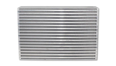 Vibrant Intercooler Core - 17.75in x 11.8in x 4.5in - Hot Rod fuel hose by One Guy Garage