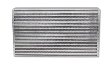 Vibrant Intercooler Core - 17.75in x 9.85in x 3.5in - Hot Rod fuel hose by One Guy Garage