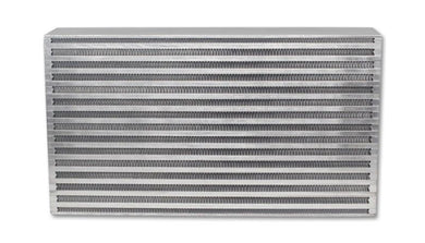 Vibrant Intercooler Core - 18in x 12in x 6in - Hot Rod fuel hose by One Guy Garage