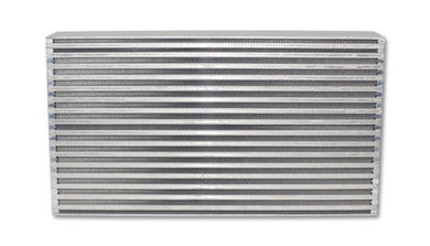 Vibrant Intercooler Core - 20in x 11in x 3.5in - Hot Rod fuel hose by One Guy Garage
