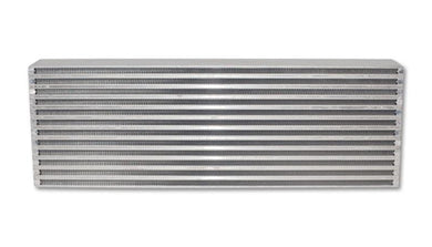 Vibrant Intercooler Core - 24in x 8in x 3.5in - Hot Rod fuel hose by One Guy Garage