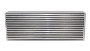 Vibrant Intercooler Core - 27.5in x 9.85in x 4.5in - Hot Rod fuel hose by One Guy Garage