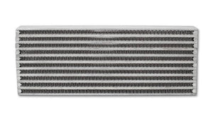 Vibrant Universal Oil Cooler Core 4in x 12in x 2in - Hot Rod fuel hose by One Guy Garage