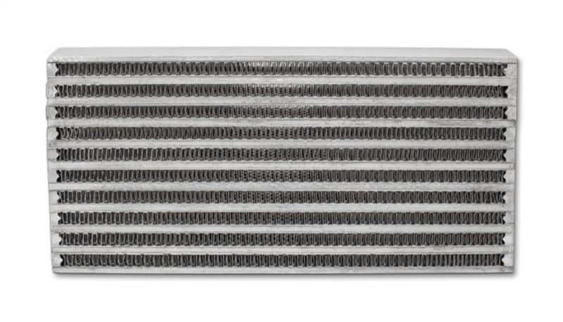 Vibrant Universal Oil Cooler Core 6in x 10in x 2in - Hot Rod fuel hose by One Guy Garage