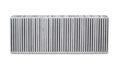Vibrant Vertical Flow Intercooler 30in. W x 10in. H x 3.5in. Thick - Hot Rod fuel hose by One Guy Garage
