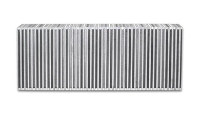 Vibrant Vertical Flow Intercooler 30in. W x 12in. H x 4.5in. Thick - Hot Rod fuel hose by One Guy Garage
