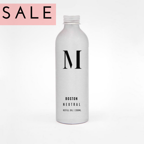 Boston 200ml Diffuser Refill