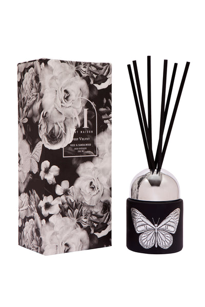 Deep Velvet-Rose & Sandalwood 200ml Diffuser