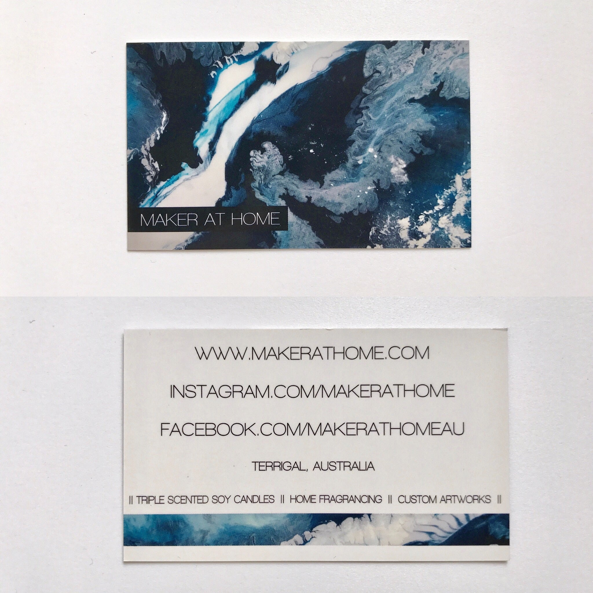 BUSINESS CARD – oztc
