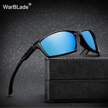 Black Square HD Night Vision Fashionable Sunglasses: Polarized Fashionable Eyes Protection UV400