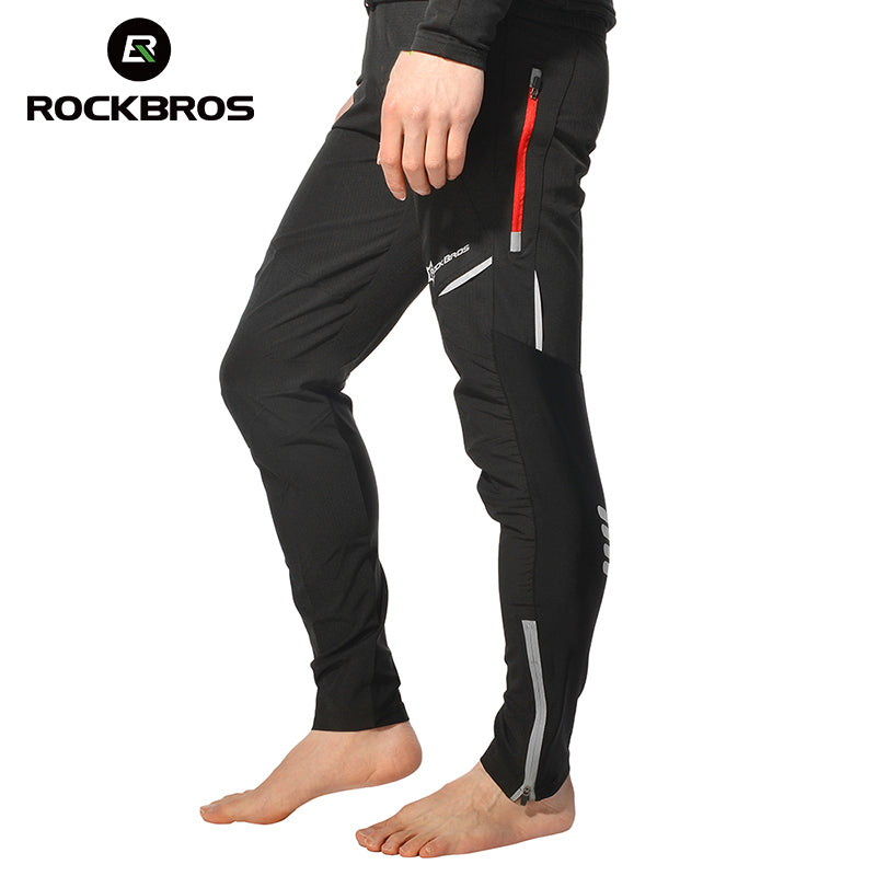 ROCKBROS: Sport Breathable Pants - Ideal for Cycling, Running, Fishing or Causal Wear