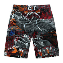 Men's Bermuda Swim Trunks