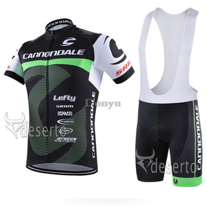 Men's Mountain Bike Cycling Summer Sport Jerseys and Shorts