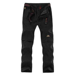 NEW Men's Gore-Tex Camping and Hiking Pants: The Pants are Breathable and Waterproof.