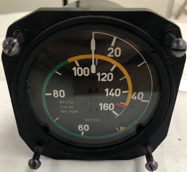 Air Speed Indicator 6FMS423 (Pre-owned) SN:111288