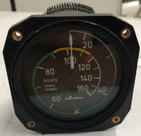 Air Speed Indicator 6FMS423 (Pre-owned) SN:125903