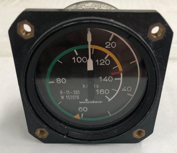 Air Speed Indicator 7FMS423 (Pre-owned) SN:152076