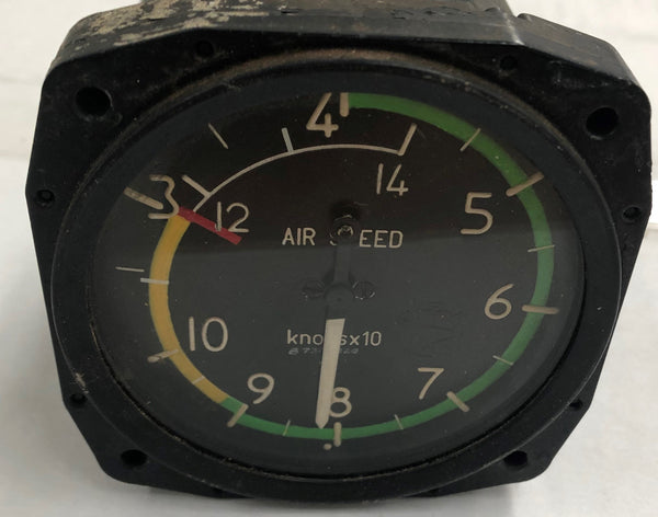 Air Speed Indicator PZL (Pre-owned) SN: B7303020