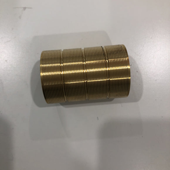 SHK-B40-0422 Spar Connection fitting-brass bushing, inner wing connection , I=60mm, N3/N4