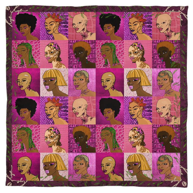 Every Woman Silk Scarf
