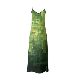 """Infinite Life"" Slip Dress"