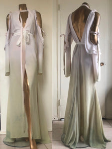Natural Grace Gown