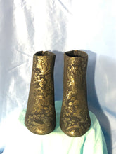 Gold Embroidered Steve Madden Boot