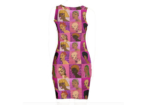 Every Woman Bodycon Dress