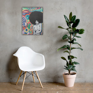 Eccentric Essentials Canvas