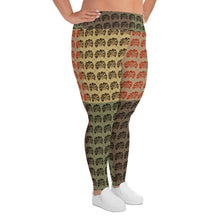 Mind of Kye Plus size Logo Leggings)