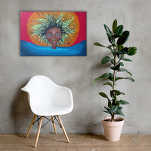 """GROW"" Canvas"