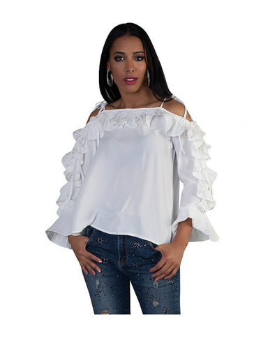 Remedy  Ruffle Top