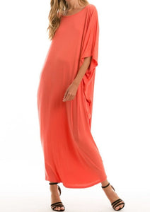 Wedge Midi Dress