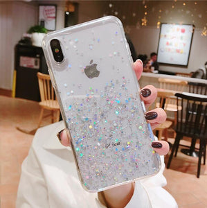 Night Shining Glitter Case Sequin iPhone Case - Expressdeal.net