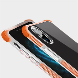 Strong Protection Four Corner Anti Dropping Case Protective Cover Transparent Tpu Soft Shell FOR Iphone 11 - Expressdeal.net
