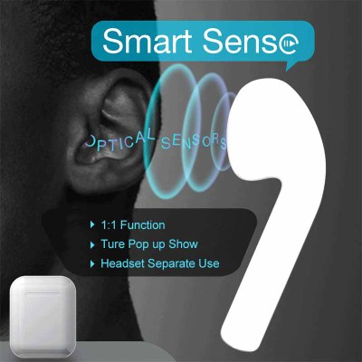 i90000 Pro TWS Arie 2 Wireless Earphone 8D Super Bass Bluetooth 5.0 - Expressdeal.net