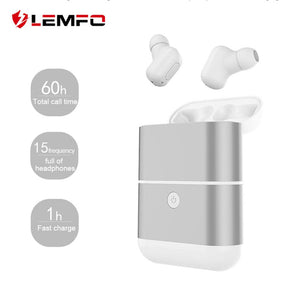 LEMFO Bluetooth earphone Mini Portable Sport Waterproof Wireless - Expressdeal.net
