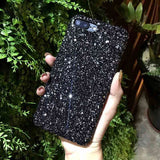Sequins Hard Coque for iPhone X 8 7 6 XS MAX Color Back Cover - Expressdeal.net