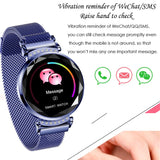 Arrival H2 Smart Watch Women Fashion Bracelet With Heart Rate Monitor Pedometer Fitness Tracker Smartwatch for IOS Android - Expressdeal.net