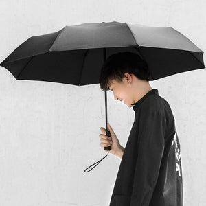 Xiaomi Mijia Automatic Sunny Rainy Umbrella Aluminum Windproof Waterproof UV - Expressdeal.net